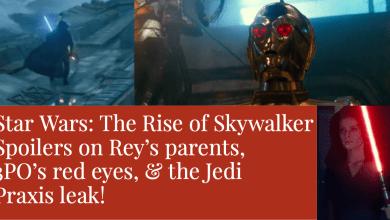 Episode IX Archives | Making Star Wars