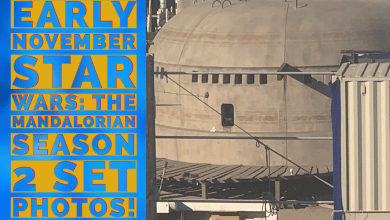 Photo of Early November Star Wars: The Mandalorian Season 2 set photos!