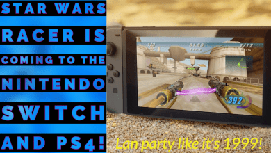 Photo of Star Wars Racer is coming to the Nintendo Switch and PS4!