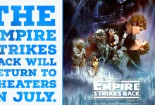 Photo of Star Wars: The Empire Strikes Back will return to theaters in July.