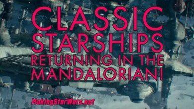 Photo of Some prequel era starships are coming to Star Wars: The Mandalorian seasons 2 and 3!