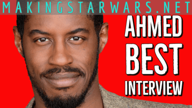 Photo of The Making Star Wars Show interviews Ahmed Best on his new play Ascension, Star Wars, and digital spaces!