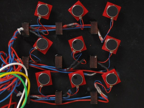 wire run