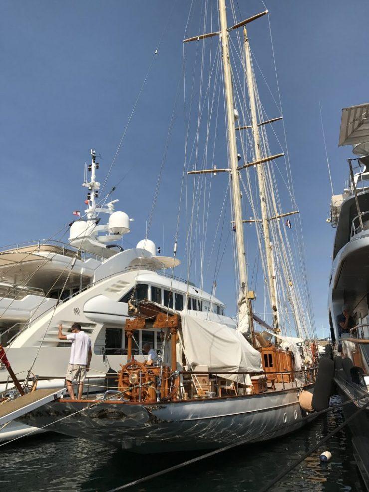 St. Tropez boats