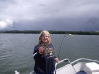 Queen of the Blue Gills