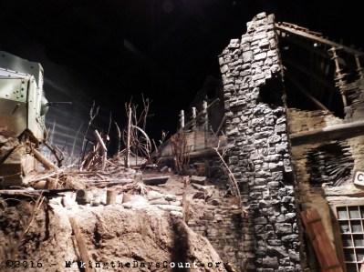 trench warfare - World War I