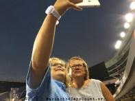 a photo of a selfie