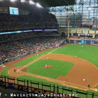 A's at Astros - 4/29/17