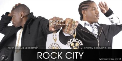 Music Artists & Songwriters, Rock City