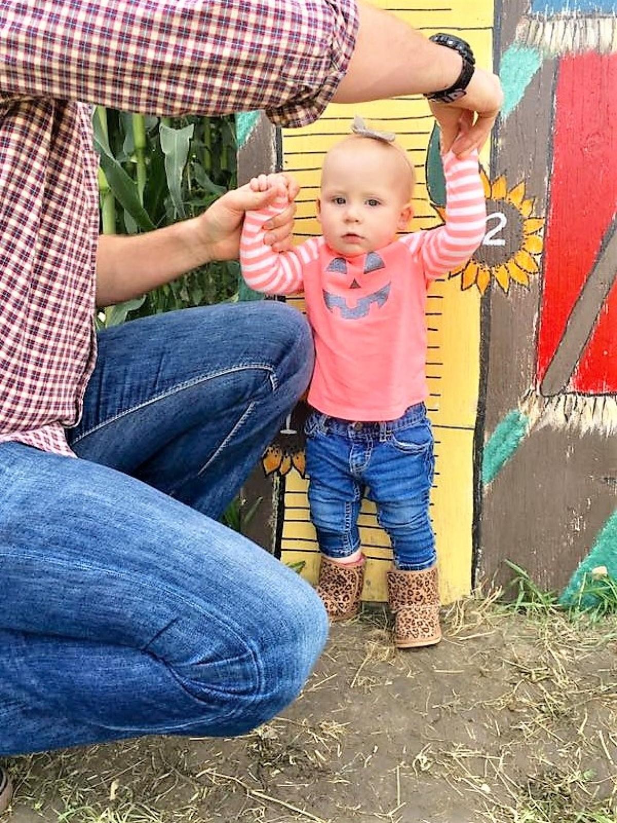 McMillan Farms Pumpkin Adventure! - last year