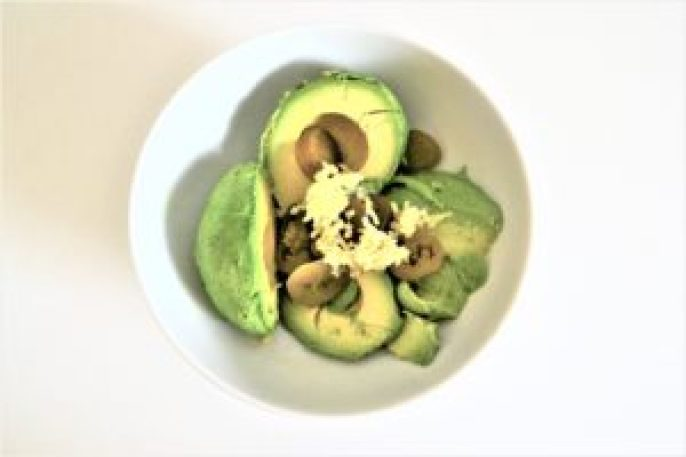 Best Spicy Guacamole Recipe - Ingredients