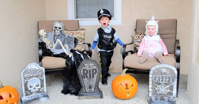 Halloween Traditions with the Kiddos!