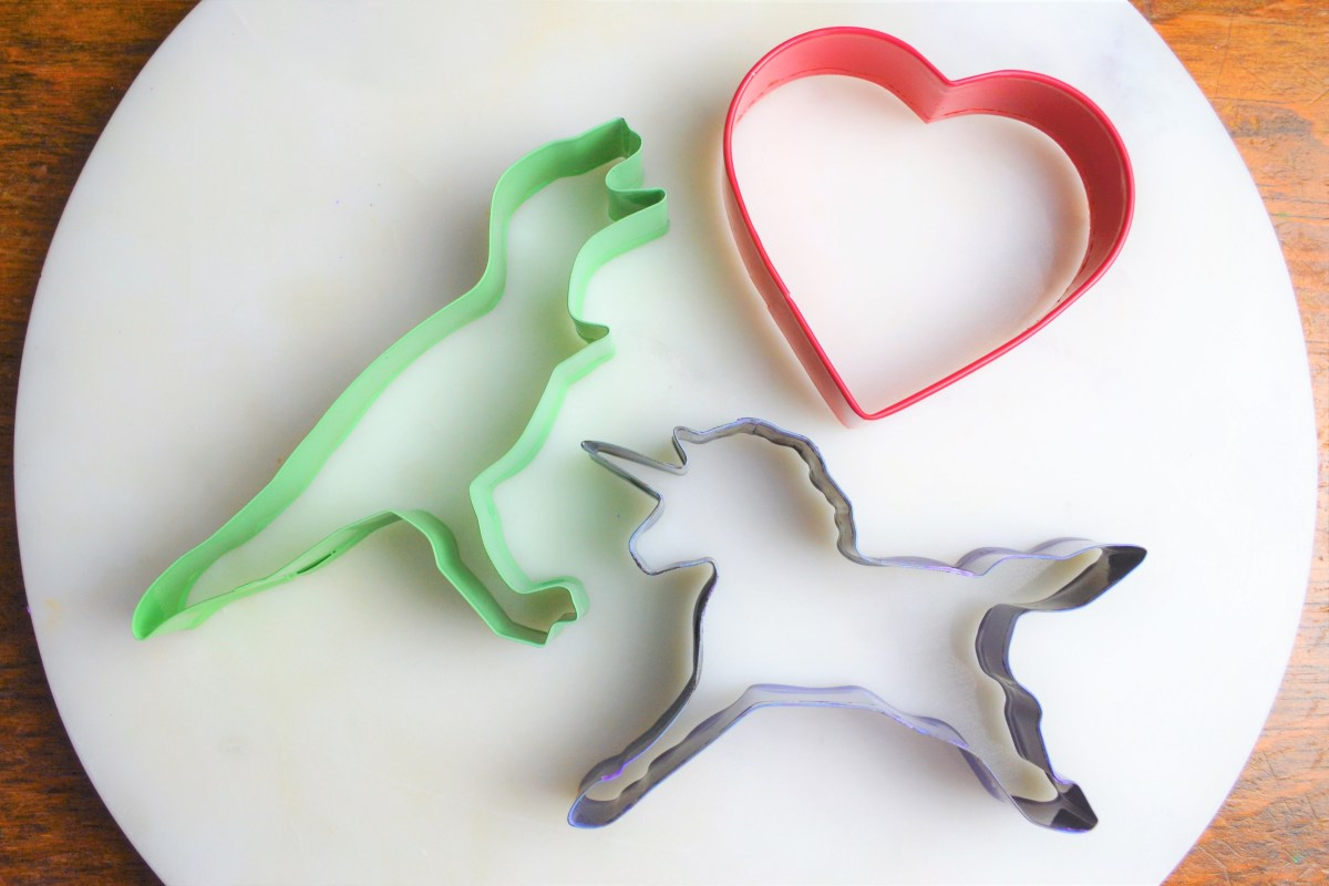 Kids Craft Idea: Cookie Cutter Melty Beads - cookie cutters