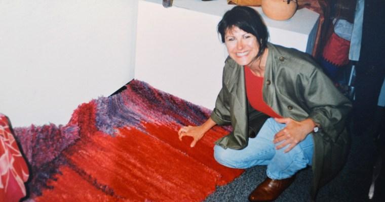 Floor Loom Rug Weaving Inspiration! – My Creative Mom
