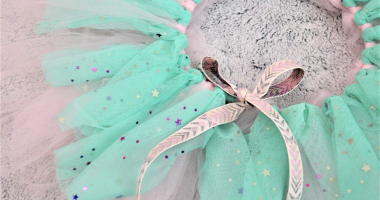 How to Make a Tutu – Ivy's 2nd Birthday Party Favors!