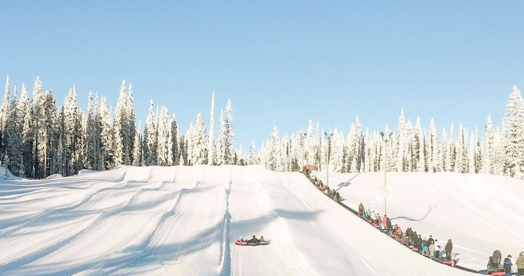 How to Enjoy a Winter Mountain Adventure with Children Aged 5 & Under for only $23! – Big White Ski Resort Adventure – Kelowna B.C.