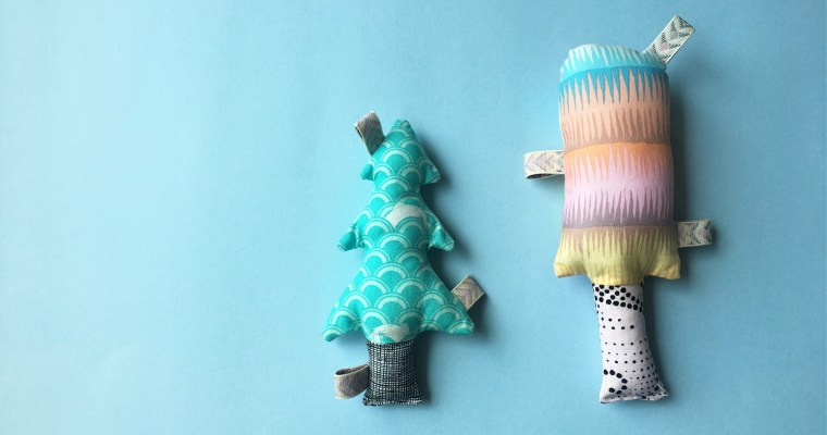 How To Sew Easy Baby Toys!