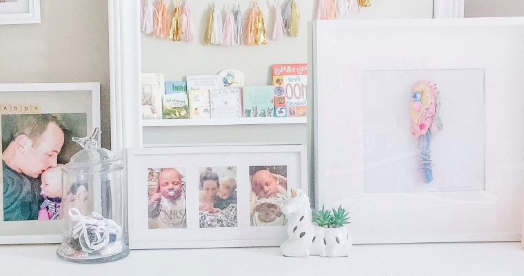 How to Frame a Sculpture – Ivy's Framed Popsicle Art