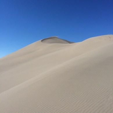 Burneau Sand Dunes State Park, Idaho