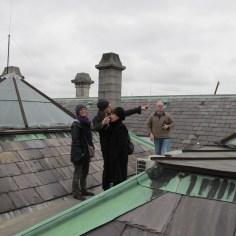 Museum Building rooftop