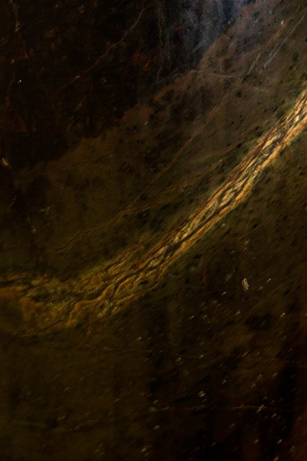 Surface image of Lizard Serpentinite column