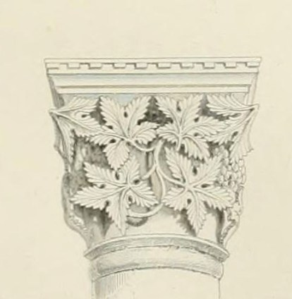 Stones of Venice, 1851, vol. 2, Fig. 8