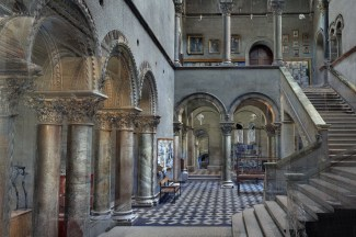 TCD_Museum_Building_Laser_Scan_Image_7