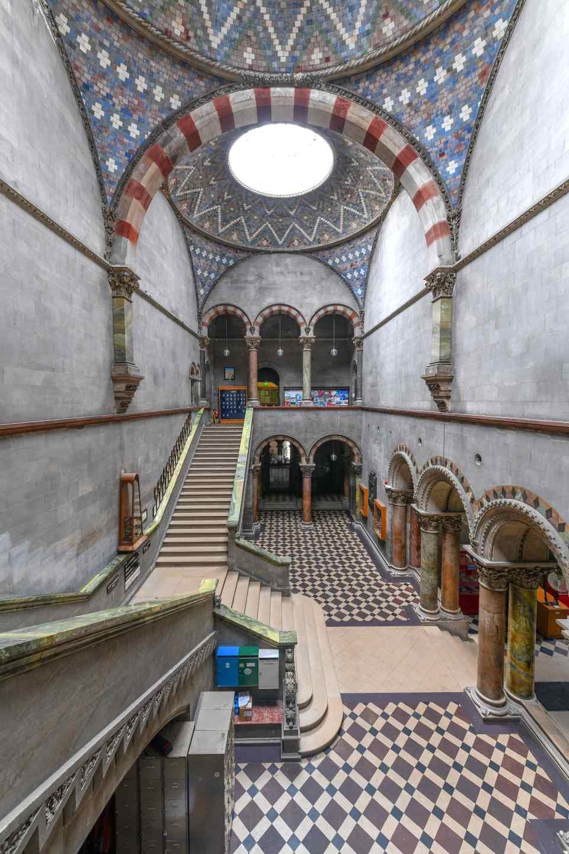 Hall by Ray Keaveney