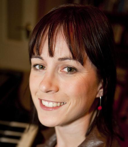 Composer Anne Cawrse