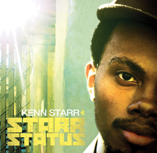 Kenn Starr - Starr Status Album Cover