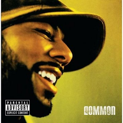 Common Be - Album Cover