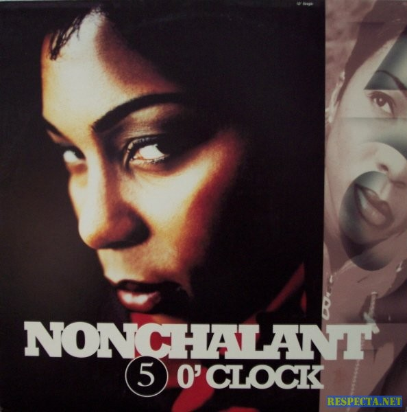 Nonchalant 5-oclock Album Cover