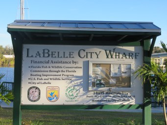 LaBelle City Wharf