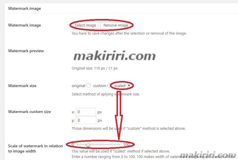 【WordPress初心者向け】神プラグイン!自動で画像にウォーターマークを入れてくれるImage Watermark