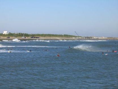 千葉北の波