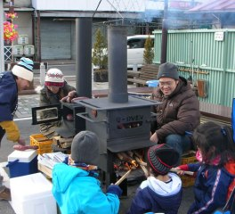 アウトドア BBQ&オーブン
