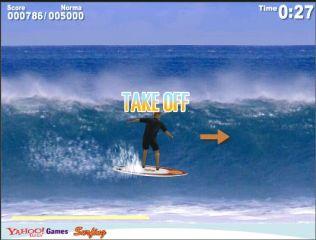 サーフィンゲーム