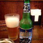 KHUKURI Beer(ククリビール)とパパド