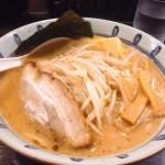 一蔵の味噌バターらーめん850円