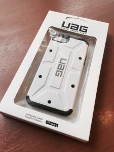 Urban Armor Gear iPhone 5用コンポジットケース