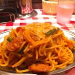 スパゲッティーのパンチョのスタナポ800円