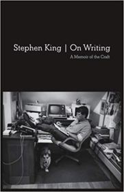 """Picture of Stephen Kings book """"On Writing"""""""