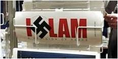 Islam now equated with Nazism