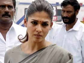 Nayanthara thrilled with Aramm response