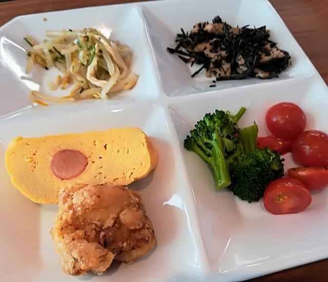 リンガーハットの惣菜