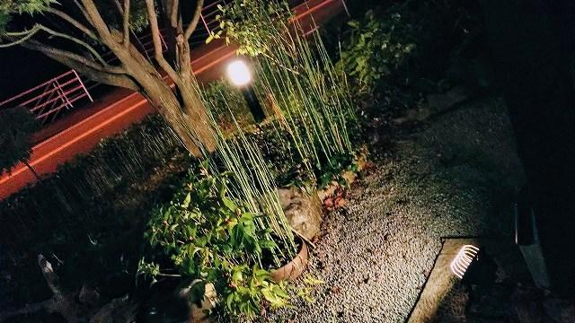 石釜いおり 前庭