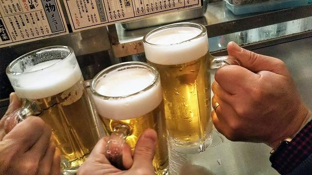川崎ほのぼの横丁ビール