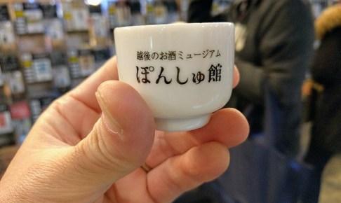 越後湯沢駅ぽんしゅ館