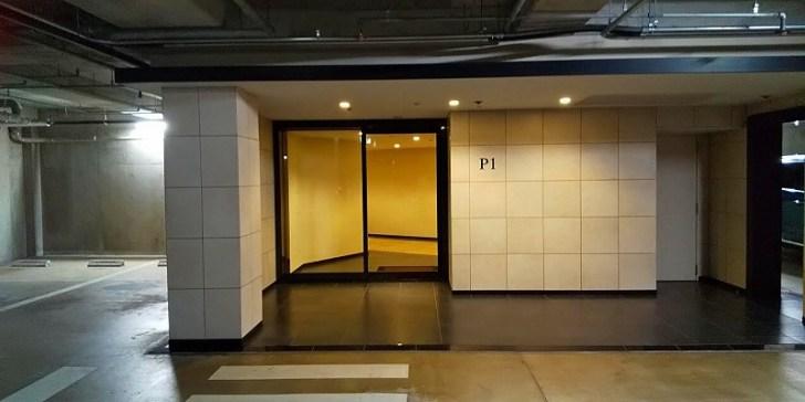 エクシブ箱根離宮 駐車場