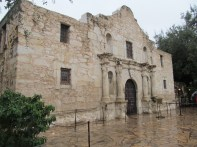 The Alamo in San Antonio, Texas. Photo by Michael Kleen